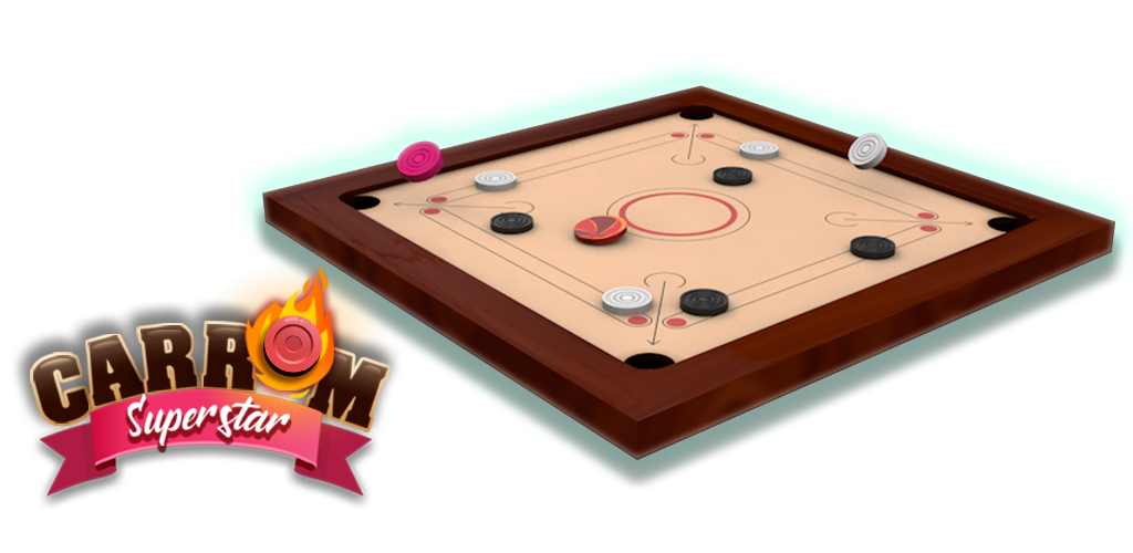 Free classic board game- Carrom for Android